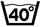 Lavable en machine 40°