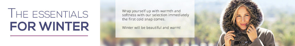 The essentials for winter