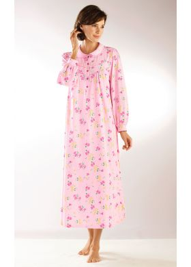 Print nightdress - AFIBEL