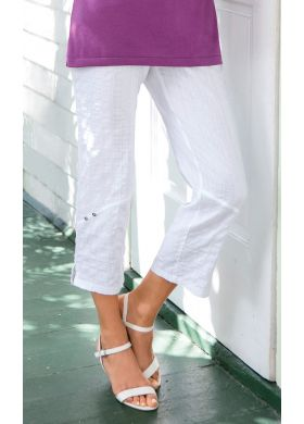 Cropped trousers - AFIBEL