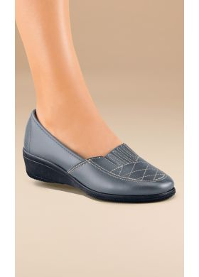 Leather slip-ons - AFIBEL