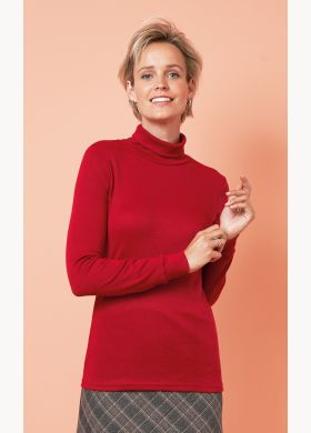 Roll neck top - AFIBEL