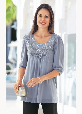 A refined tunic - AFIBEL