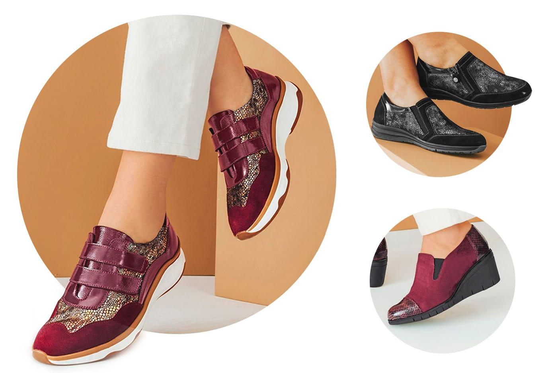 Animal prints shoes