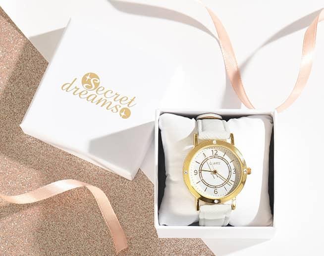 The elegant watch secret dreams