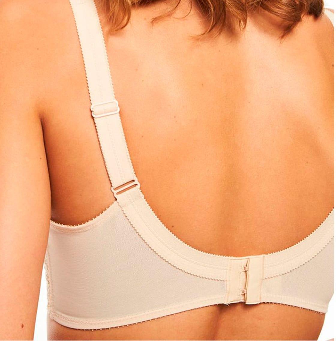 Easy-to-adjust bra