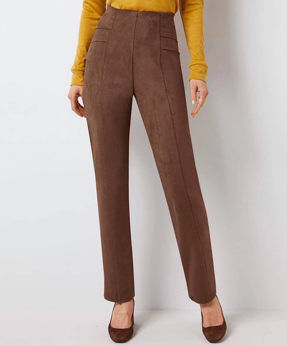 ALL SOFT-TOUCH TROUSERS